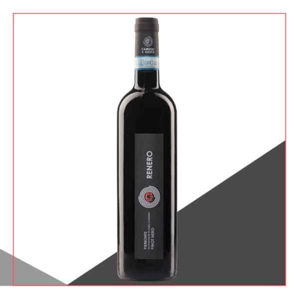 Renero: Piemonte DOC Pinot Nero