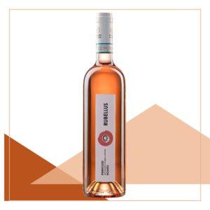 Rubellus: Pinerolese DOC rosato