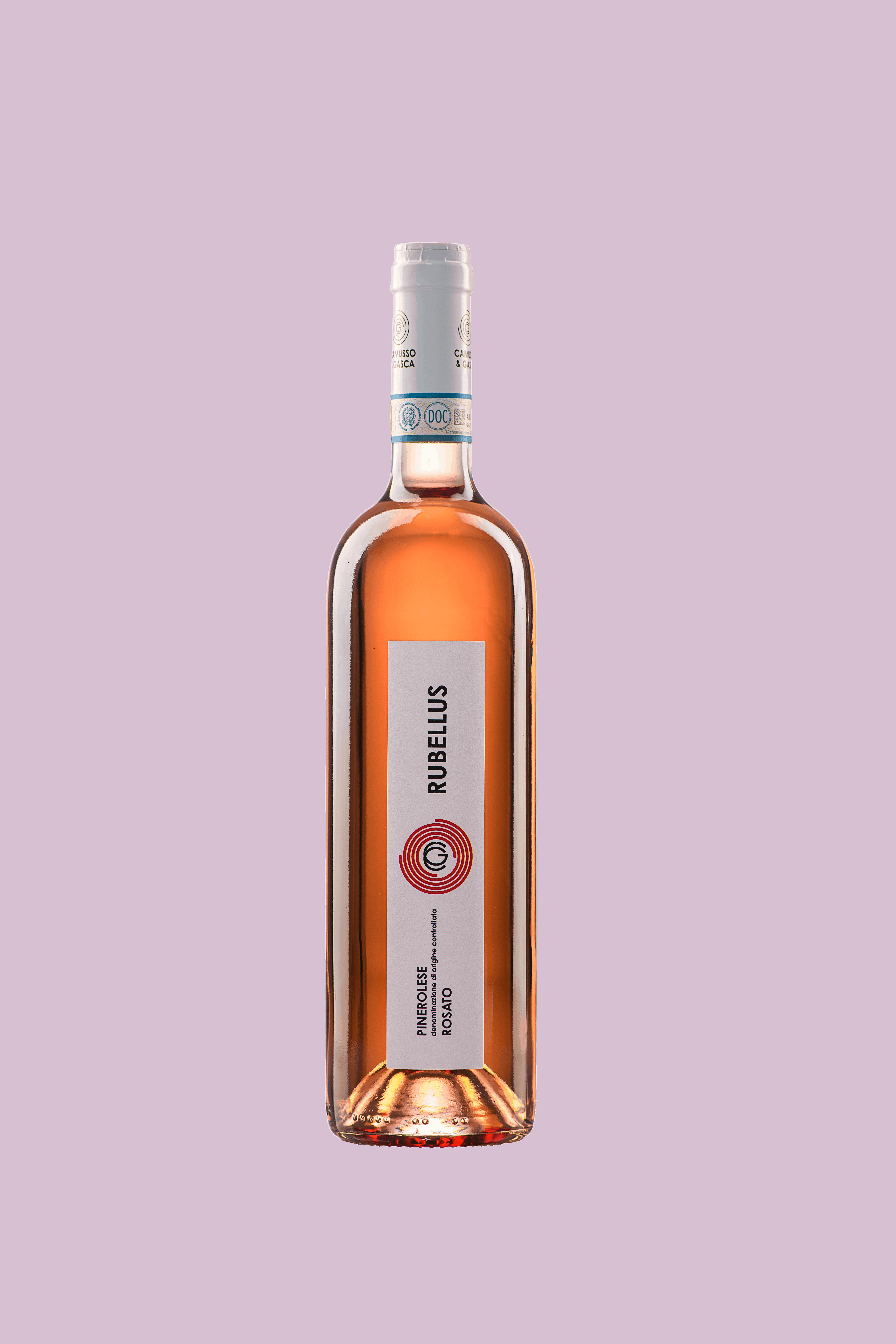 Rubellus, vino rosato